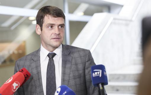 """R. Žemaitaitis: jei ministro portfelis atiteks """"Lietuvos gerovei"""" žinosiu, kad klesti prostitucija"""