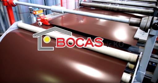 """UAB """"Bocas"""" ir Ko: medžiagos patikimai statybai"""