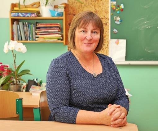 """Laima Noreikienė: """"Mane žavi mokytojo darbas, nes jame nėra monotonijos"""""""