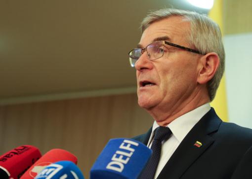 V. Pranckietis: R. Karbauskiui balsų nepakaks ir kitą savaitę