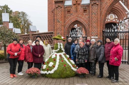 """Švėkšniškiai ruošiasi moliūgų šventei """"Mes už šviesą 2019"""""""