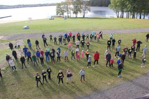 Kūno kultūros ir sporto diena Didžiojoje saloje