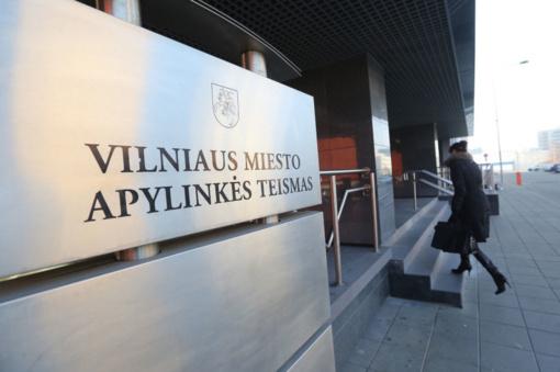 Gavus pranešimą apie sprogmenį, evakuotas Vilniaus apylinkės teismas
