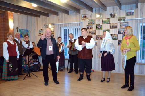 Kužių seniūnijos kelionė į Druskininkus
