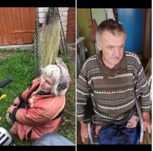Neįtikėtinas vyro gerumas: vargstančiai senutei padovanojo elektrinį dviratį