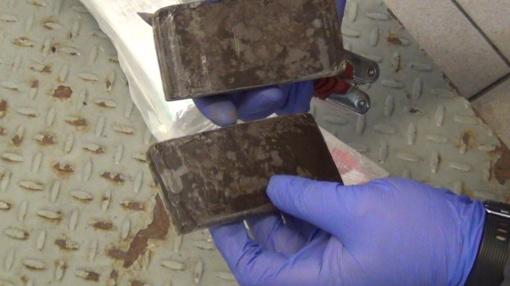 Pasienyje su Lenkija sulaikyta kokaino siunta, su Baltarusija – hašišo