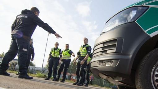 Ilgametis policininkas: policijos sistemoje vyrauja prastas mikroklimatas, įtampa ir nuovargis