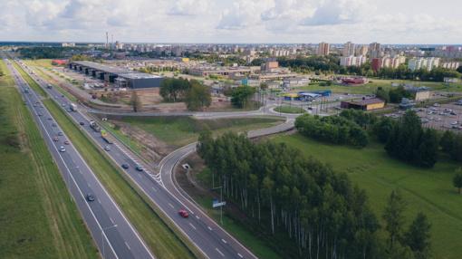 Vilnius-Kaunas pradėtas pertvarkyti į automagistralę