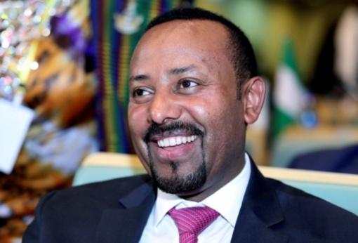 Nobelio taikos premija paskirta Etiopijos premjerui Abiy Ahmedui