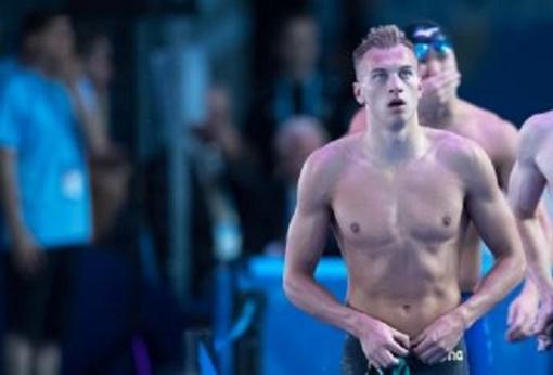 Plaukikui A. Šidlauskui - pasaulio taurės etapo Berlyne bronza
