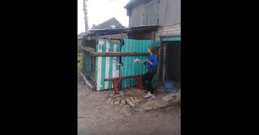 Žiaurumo akibrokštas Joniškyje – į šuns voljerą įmestas gyvas ančiukas