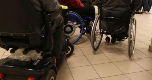 Neįgaliųjų padėtis Klaipėdoje: dar reikia padirbėti