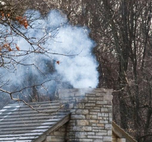 Nevalytas dūmtraukis žmones gali palikti be namų