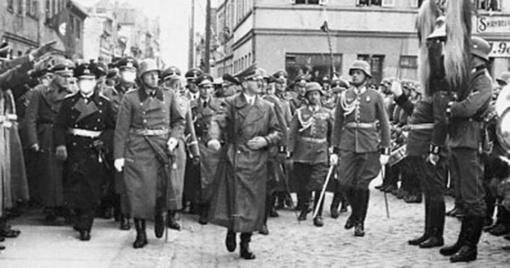 Dviračiu iš Pagėgių į Klaipėdą - pamatyti A. Hitlerį