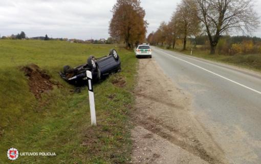 Savaitgalio eismo įvykiuose – neblaivūs pėstieji ir vairuotojai