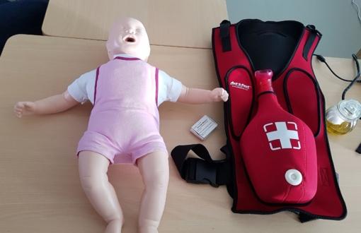 Privalomieji pirmosios pagalbos mokymai – Trakų visuomenės sveikatos biure