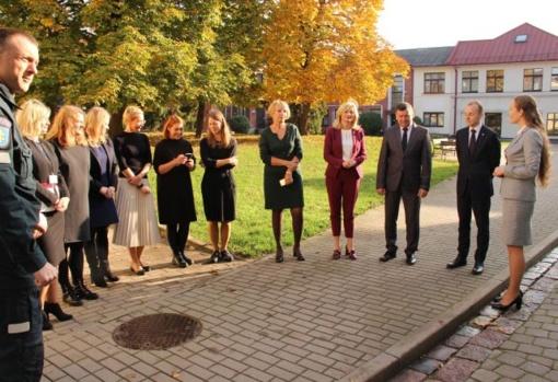 Startavo Lietuvos migracijos informacinė sistema
