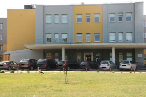 Kėdainių ligoninės skyrių suplanuotai rekonstrukcijai ieškoma papildomo finansavimo