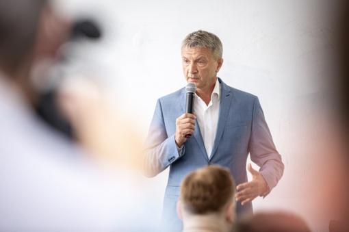 Marijampolėje viešėjęs gydytojas R. Kėvalas papasakojo apie meningokoko grėsmę