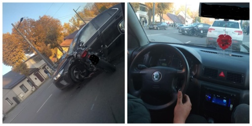 Kaune per avariją žuvo motociklinikas