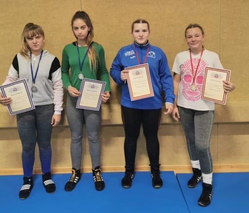 Lietuvos Respublikos merginų imtynių jaunučių žaidynės