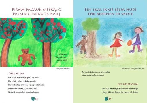 Obelių vaikų globos namų auklėtiniai – tarptautiniame projekte
