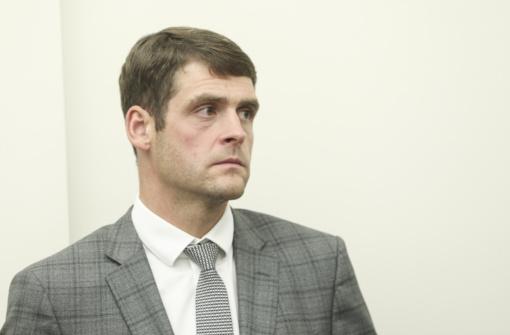 R. Žemaitaitis neatmeta galimybės trauktis iš Seimo vicepirmininko posto