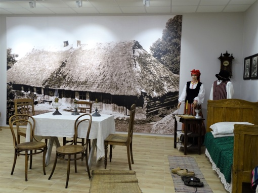 Po rekonstrukcijos Skuodo muziejus atvėrė duris lankytojams