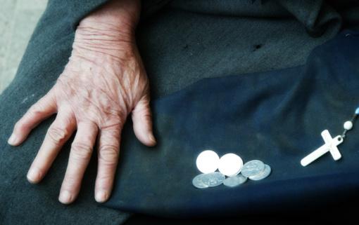 Kas vienuoliktas gyventojas pernai patyrė didelį materialinį nepriteklių
