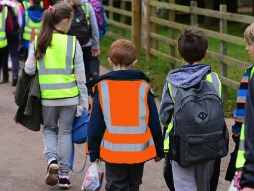 Vaikus keliuose saugokime ne tik rugsėjį