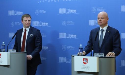 V. Šapoka: kitų metų biudžetas nukreiptas į socialinės atskirties ir skurdo mažinimą