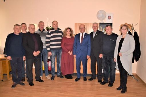 Darbą pradėjo naujas Prienų r. savivaldybės priešgaisrinės tarnybos vadas Jonas Kvietkauskas