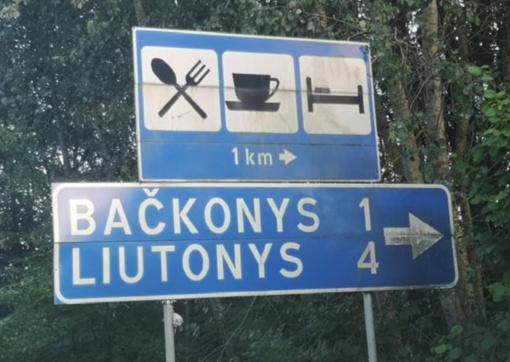 """Bačkonių gyventoja: """"Mūsų kaimo tarsi nėra"""""""