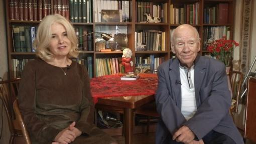 40 metų už savo vyrą jaunesnė M. Genzelienė: santuoka iš pagarbos yra daug tvirtesnė nei iš aistros
