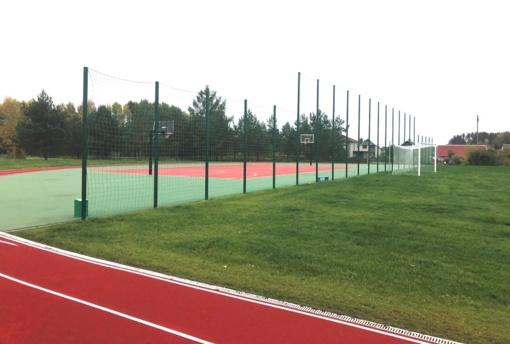 Marijampolio gyventojai jau gali džiaugtis nauju sporto aikštynu