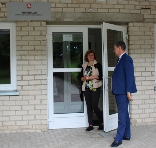 Telšių rajone bus įsteigti senelių namai