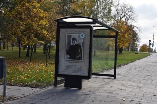 Įrengti penki viešojo transporto laukimo paviljonai