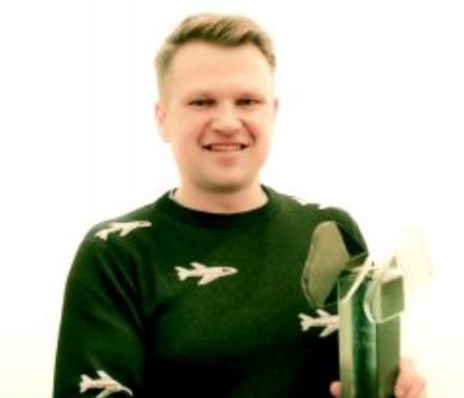 A.Ruko taurės naujasis savininkas – sklandytojas R. Konteikis