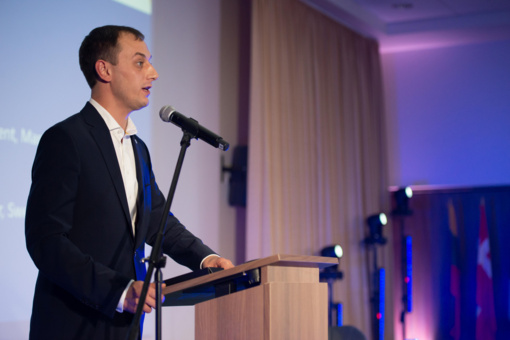 Baltijos miestų sąjungos prezidentu pirmą kartą tapo Kauno atstovas