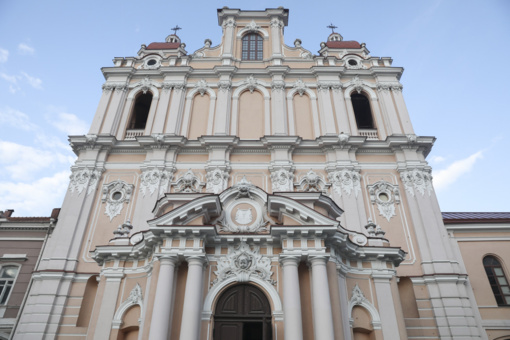 Šv. Kazimiero bažnyčioje – Jėzuitų misijos Lietuvoje 450 metų jubiliejui skirtas koncertas