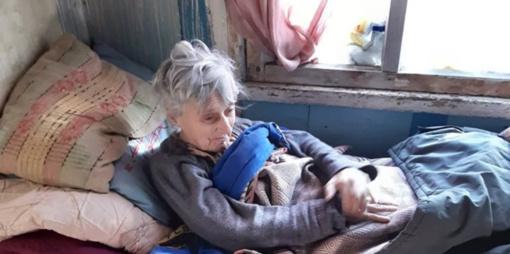 Likimo valiai paliktos senolės istorijos tęsinys: ji jau nebe globos namuose