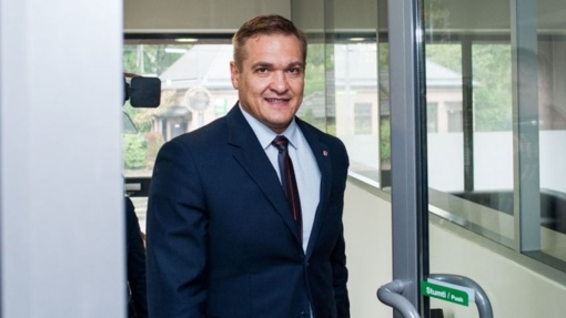 Paskirtas naujas krašto apsaugos viceministras E. Misiūnas
