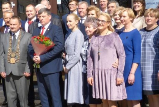 Kęstutis Jacunskas ir Gabrielė Griauzdaitė-Patumsienė - realūs kandidatai į Seimą