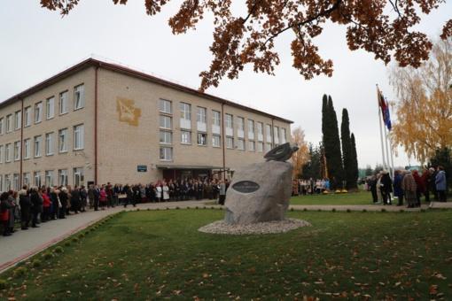 Vilkijos gimnazija atšventė 100-mečio jubiliejų