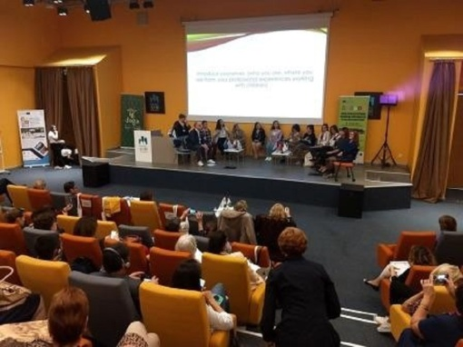 Panevėžio rajono atstovai patirtį skleidė tarptautinėje konferencijoje Turkijoje