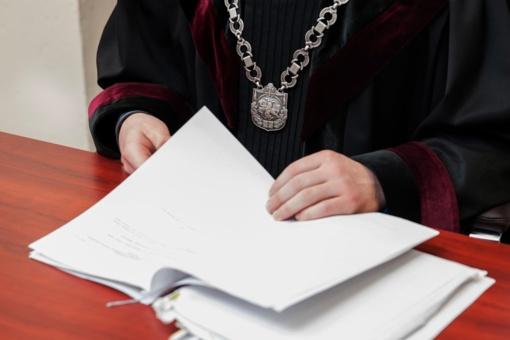 Panevėžio mero R. Račkausko byloje apklaustas administracijos vadovas T. Jukna