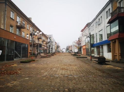 Šiaulių bulvaras šiandien: ar tokio vaizdo iš tiesų tikėjomės?