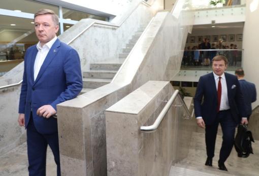 Opozicija: R. Karbauskio autoritetas susvyravo, jis turi atsistatydinti
