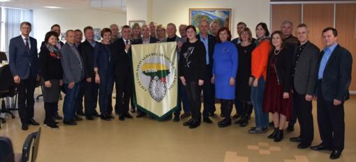 Pirmoji Dzūkijos seniūnų sueiga Varėnoje