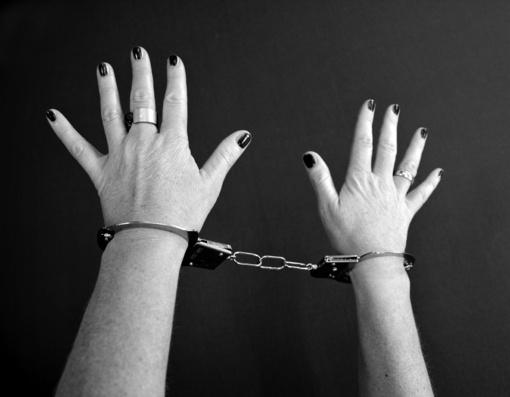 Panevėžio ligoninėje sulaikyta agresyvi moteris